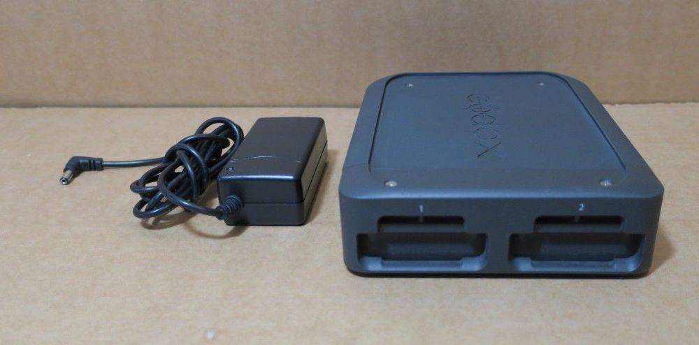 Codex CDX-7500 Dual XR Mags Capture Drive Dock Transfer Station M for Mac OS SAS